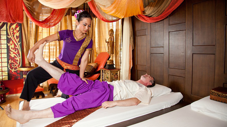 thaimassage globen baan thai spa